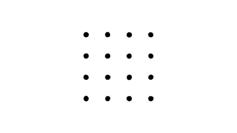 a blind spot logo design
