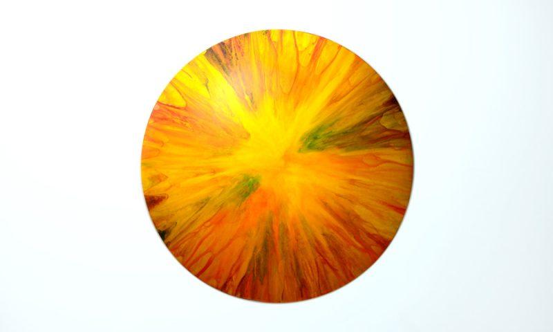 komotoのアート作品monoeye_yellow