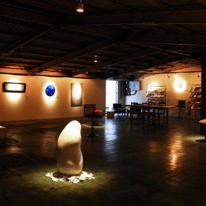 Exhibition zero 会場